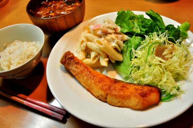 簡単 晩御飯 魚