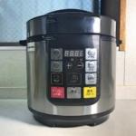 電気圧力鍋でカレーを作るときの時間や水の量はコレ!ほったらかしでおいしいカレーを作るコツ